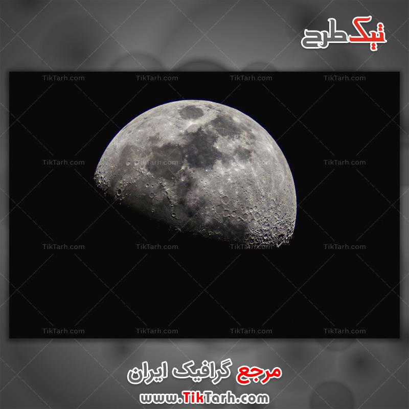 دانلود تصویر لارج فرمت ماه