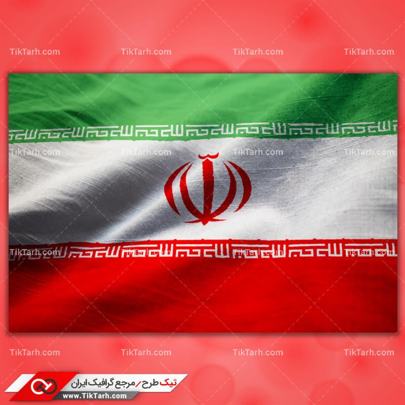 دانلود عکس باکیفیت پرچم کشور ایران