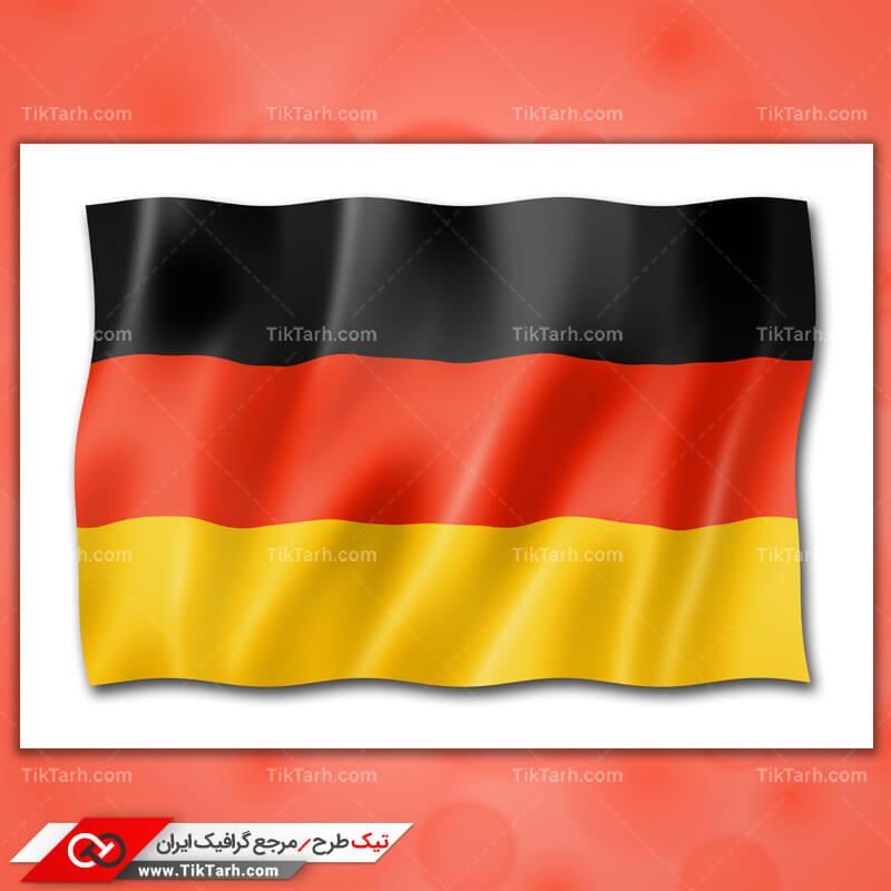 دانلود عکس با کیفیت پرچم آلمان