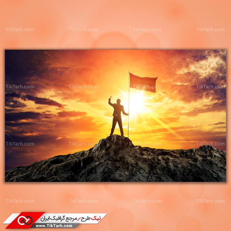 دانلود عکس با کیفیت پرچم