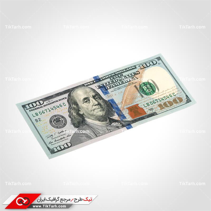 دانلود طرح لایه باز دلار