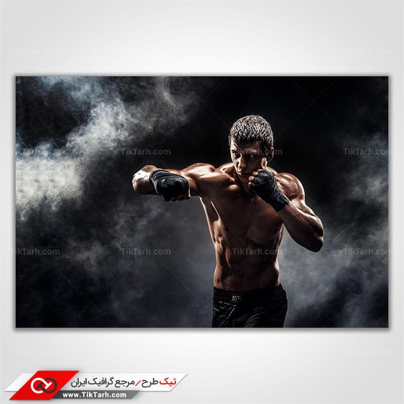 دانلود تصویر با کیفیت ورزش بوکس