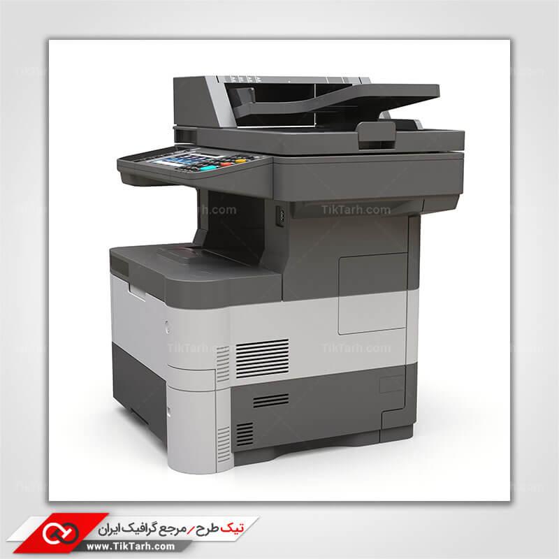 دانلود تصویر با کیفیت با طرح دستگاه چاپگر