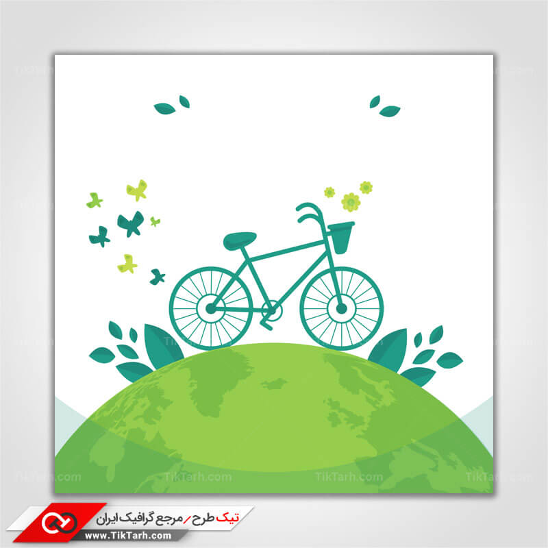 دانلود پس زمینه طراحی دوچرخه