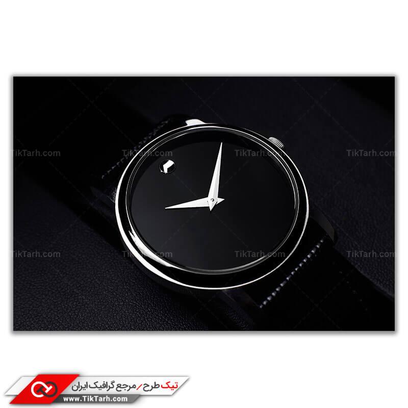 دانلود تصویر باکیفیت ساعت مچی