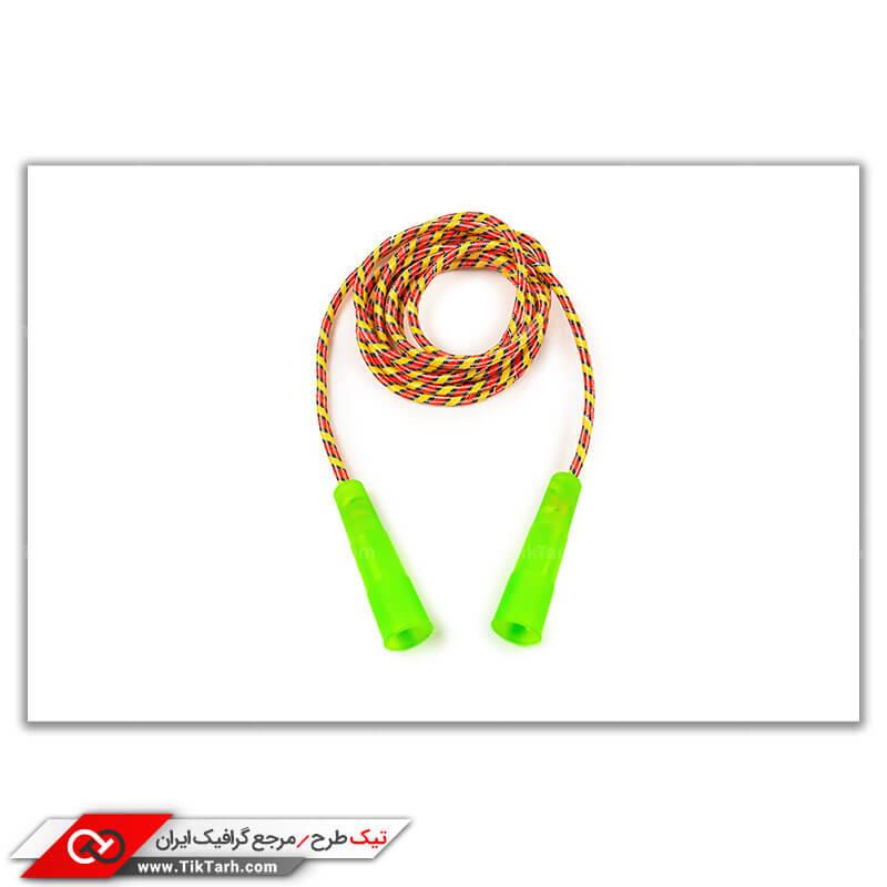 تصویر باکیفیت طناب ورزشی