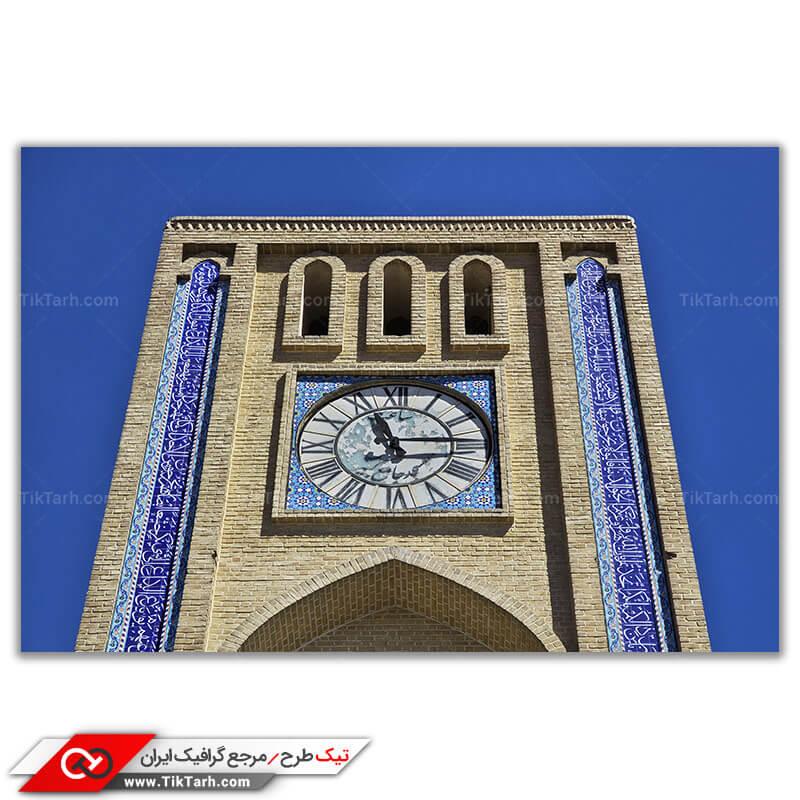تصویر باکیفیت سازه های تاریخی شهر یزد