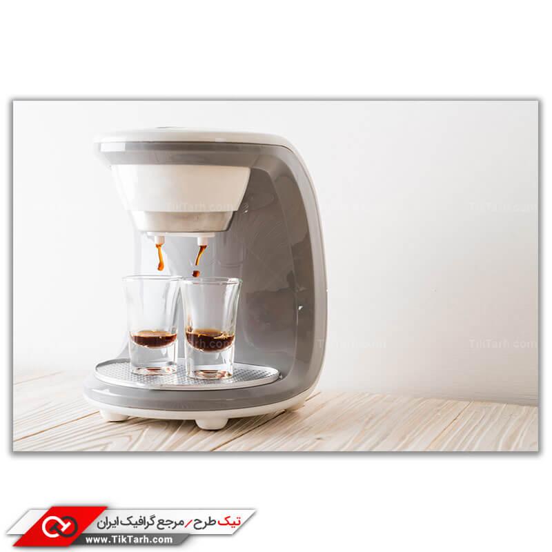 دانلود عکس با کیفیت قهوه ساز