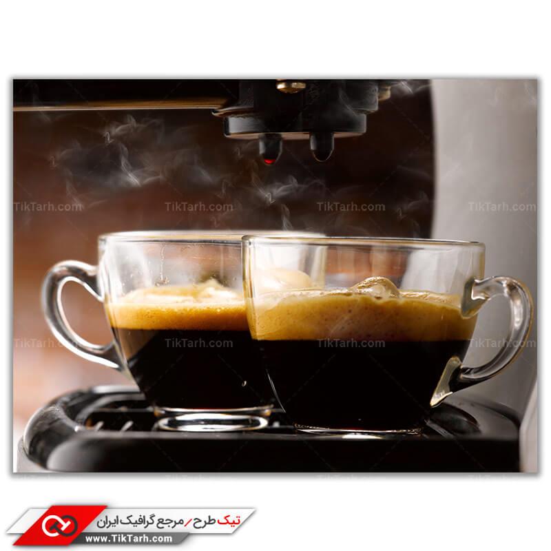 دانلود تصویر بسیار با کیفیت قهوه