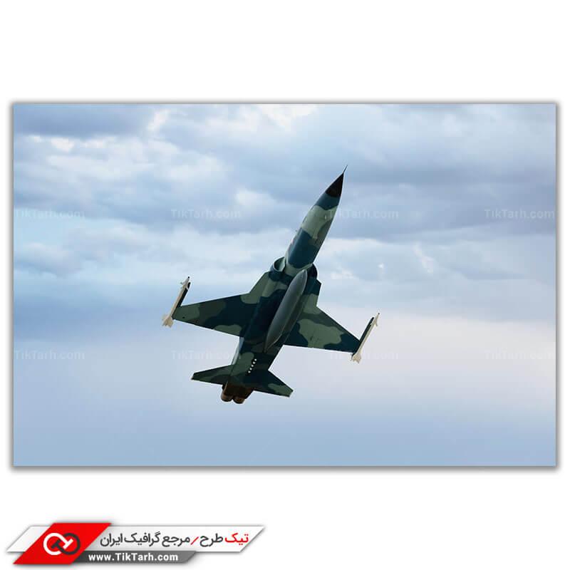 عکس با کیفیت جنگنده اف 5