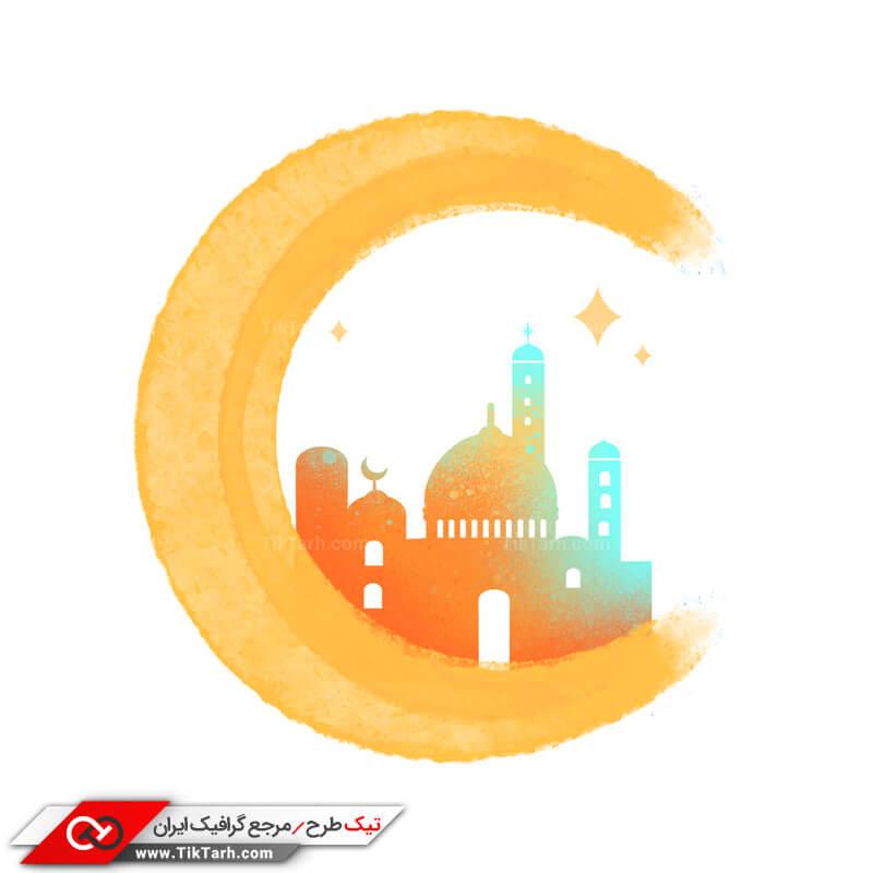 دانلود طرح کلیپ آرت ماه رمضان