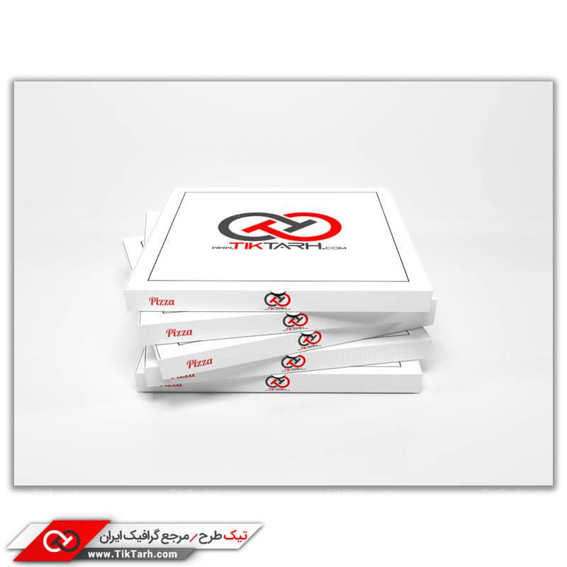 دانلود موکاپ جعبه های پیتزا