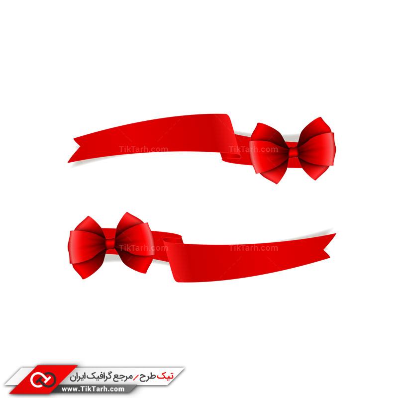طرح لایه باز پاپیون های قرمز