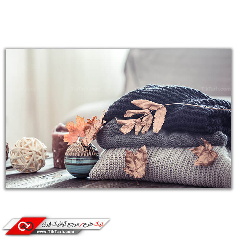 عکس گرافیکی لباس های کاموا