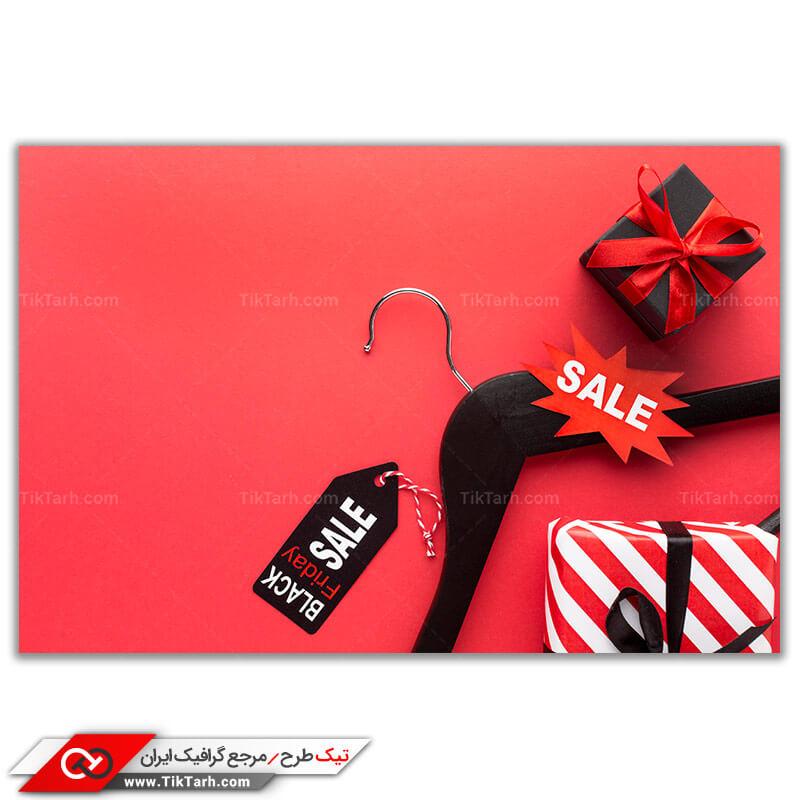 تصویر تخفیف ویژه لباس فروشی
