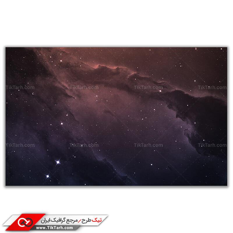 تصویر باکیفیت کهکشان