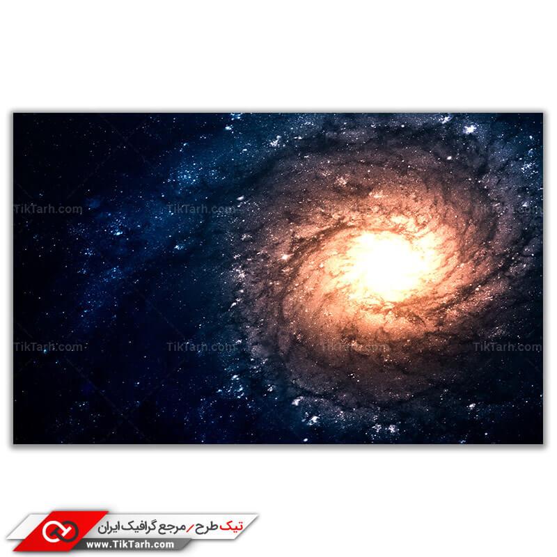 دانلود تصویر باکیفیت کهکشان