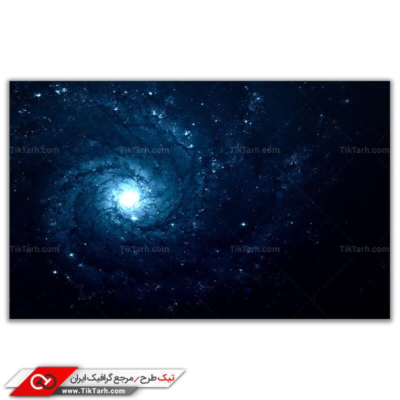 دانلود تصویر با کیفیت کهکشان