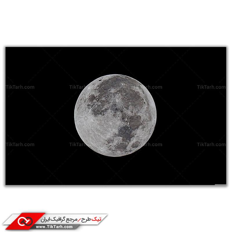 دانلود تصویر باکیفیت ماه کامل