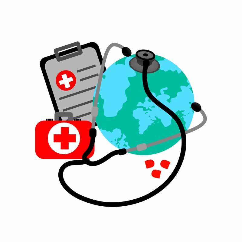 دانلود طرح کلیپ آرت باکیفیت تجهیزات پزشکی
