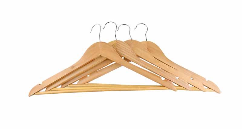طرح چوب لباسی