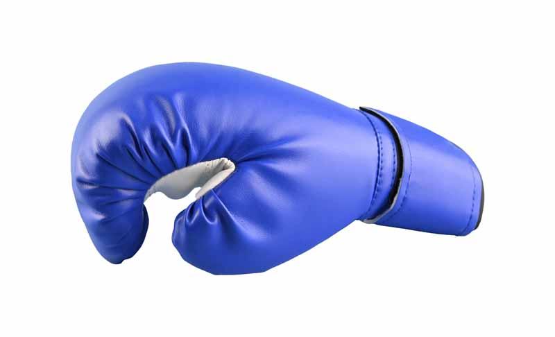 طرح با کیفیت دستکش بوکس