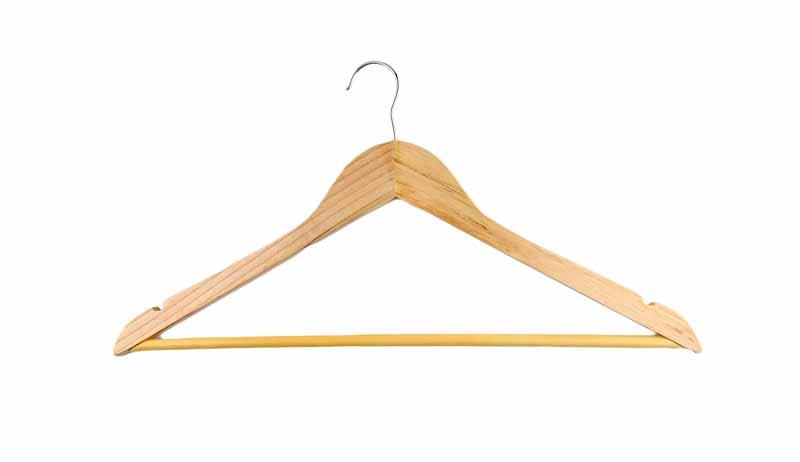 دانلود طرح باکیفیت چوب لباسی