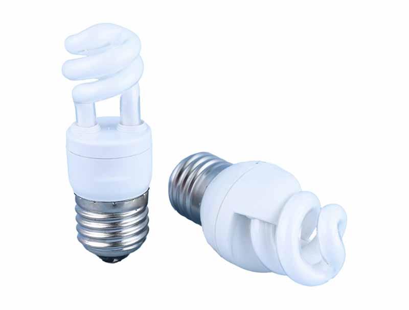 طرح باکیفیت لامپ های کم مصرف