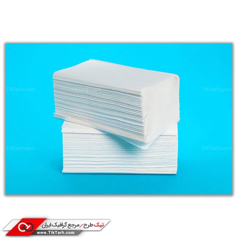 دانلود تصویر باکیفیت دستمال کاغذی