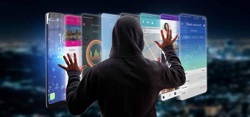 عکس باکیفیت حمله سایبری