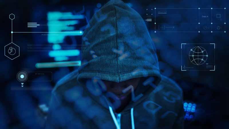 دانلود عکس باکیفیت حمله سایبری