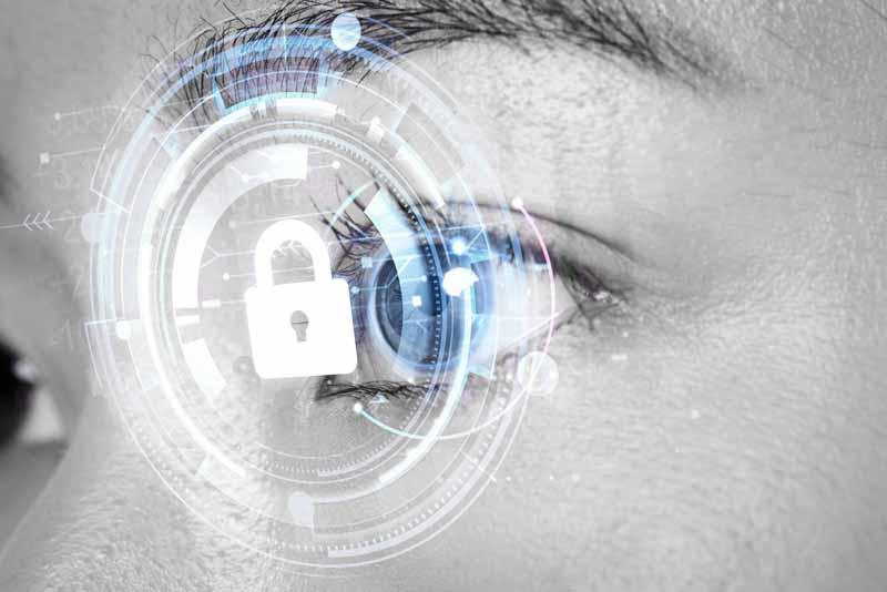 تصویر باکیفیت از قفل امنیتی