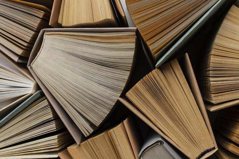 تصوویر باکیفیت از کتاب های دایرة المعارف
