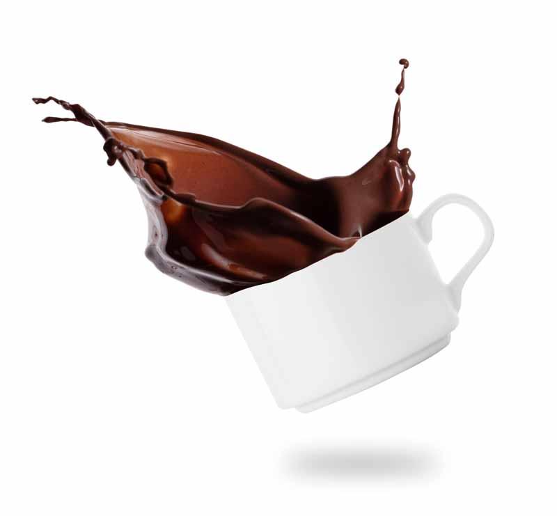 دانلود عکس با کیفیت سه بعدی قهوه