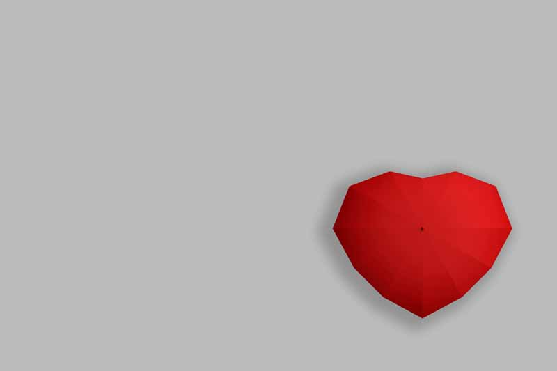 عکس سه بعدی باکیفیت قلب