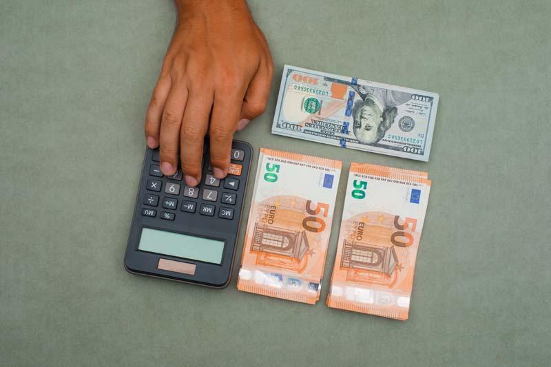 عکس باکیفیت اسکناس یورو