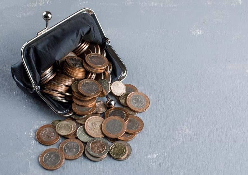 تصویر باکیفیت سکه های قدیمی
