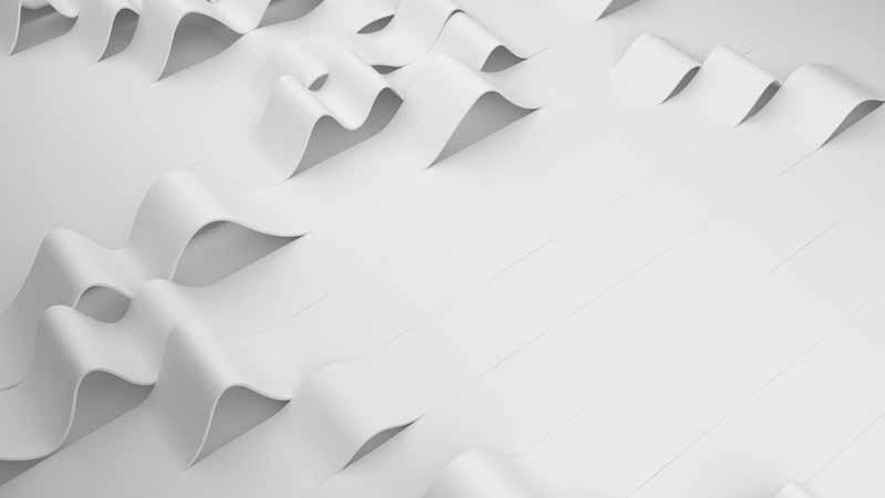 تصویر باکیفیت نوارهای سفید