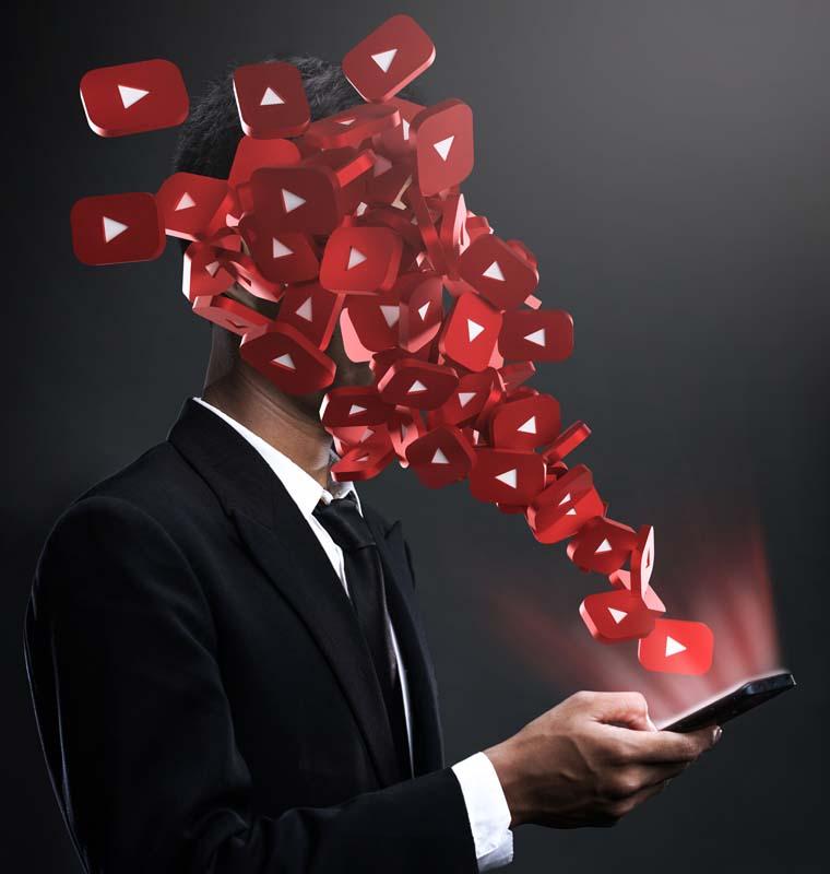 دانلود عکس باکیفیت فانتزی یوتیوب