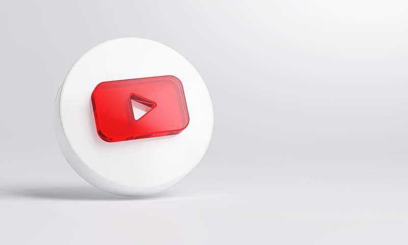 دانلود عکس باکیفیت آیکون یوتیوب