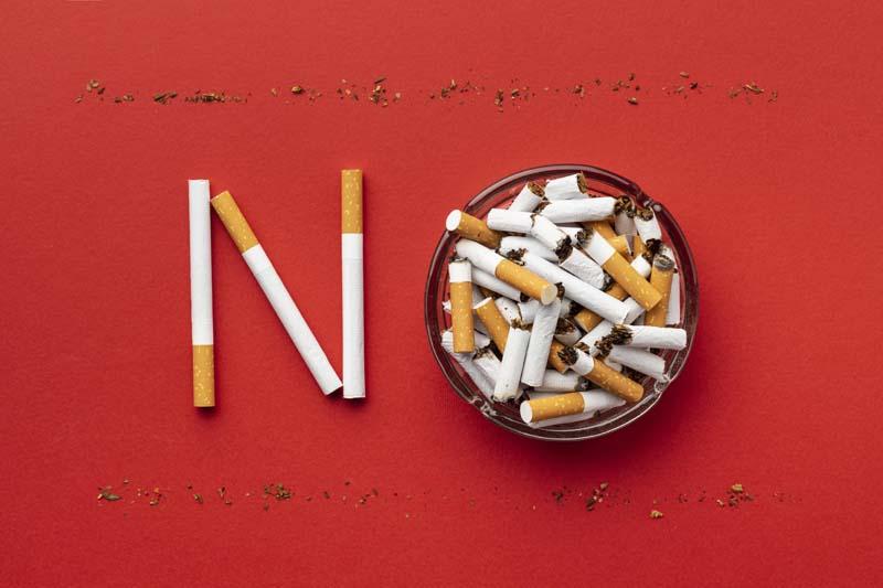 تصویر باکیفیت فانتزی نه به سیگار