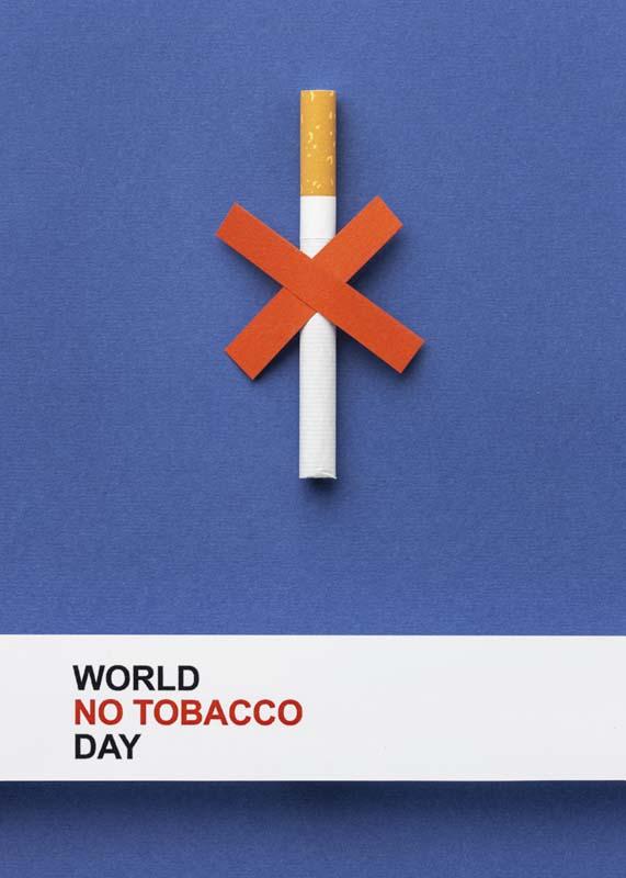 تصویر باکیفیت روز جهانی نه به دخانیات