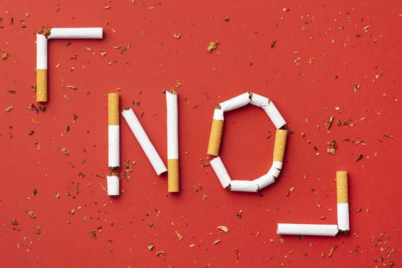 دانلود تصویر باکیفیت فانتزی نه به سیگار