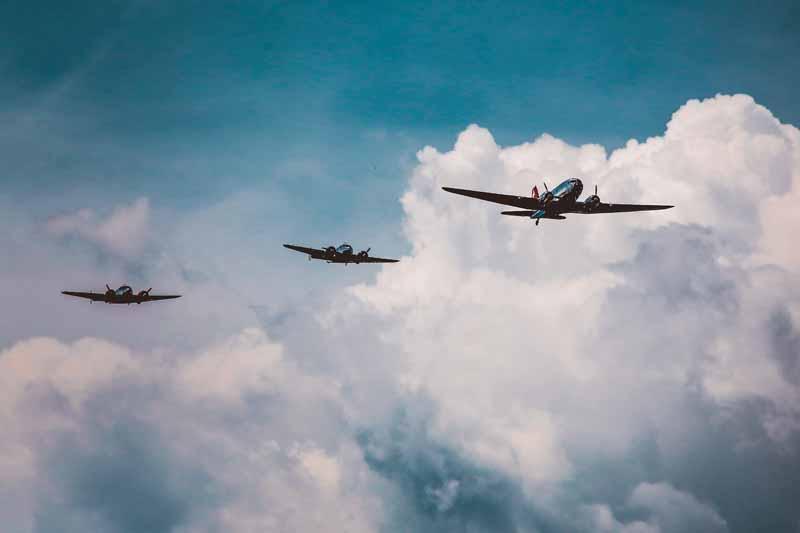 تصویر باکیفیت هواپیما های مسافربری