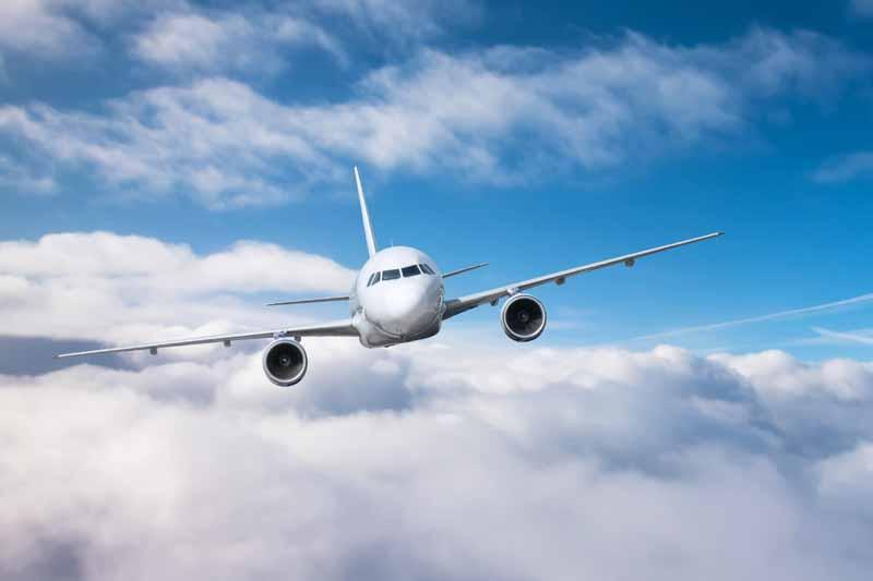 دانلود تصویر با کیفیت هواپیمای مسافربری