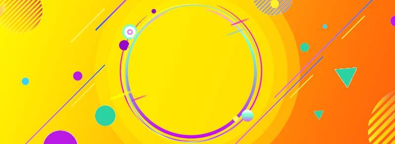 طرح لایه باز پس زمینه زرد و نارنجی و پرتقالی