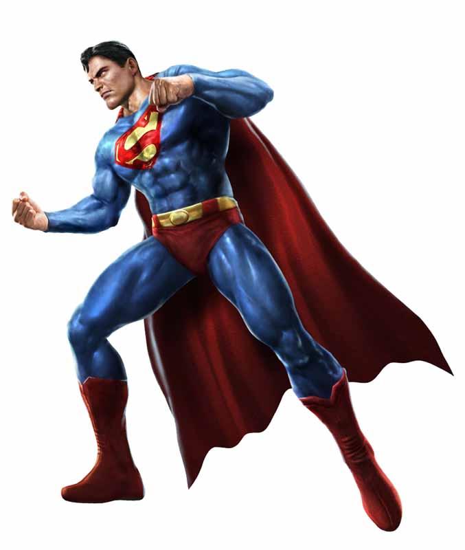 دانلود طرح سوپرمن