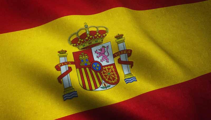 دانلود عکس باکیفیت پرچم اسپانیا