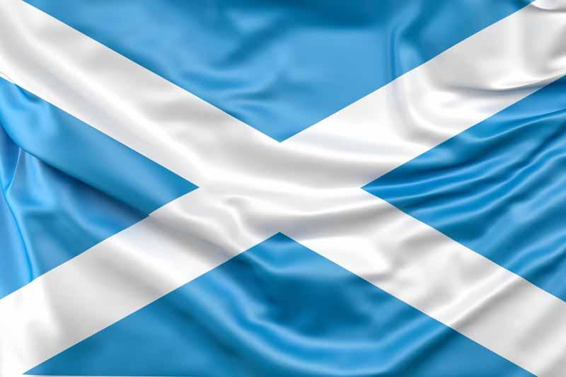 دانلود عکس پرچم اسکاتلند