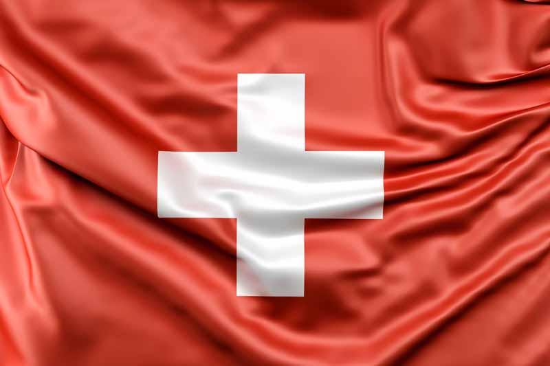 عکس پرچم سوئیس